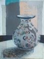 Old Ikaros Vase