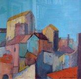 Village Composition I