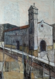 Church near Acharavi, Corfu
