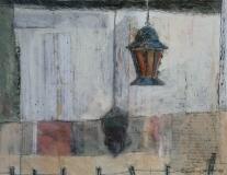 Lamp outside the Church of the Panaghia Kremasti II