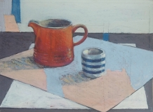 Milk Jug and Egg Cup