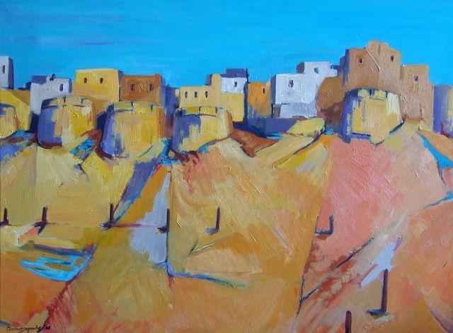 Jaiselmer, Desert City