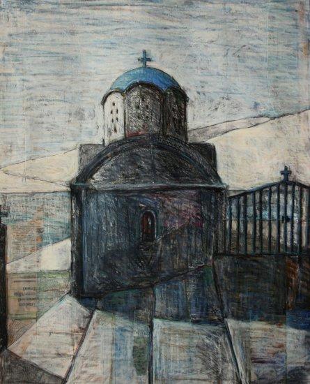 Church at Xylokeratidi, Amorgos