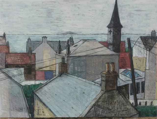 View from the Window, Elie