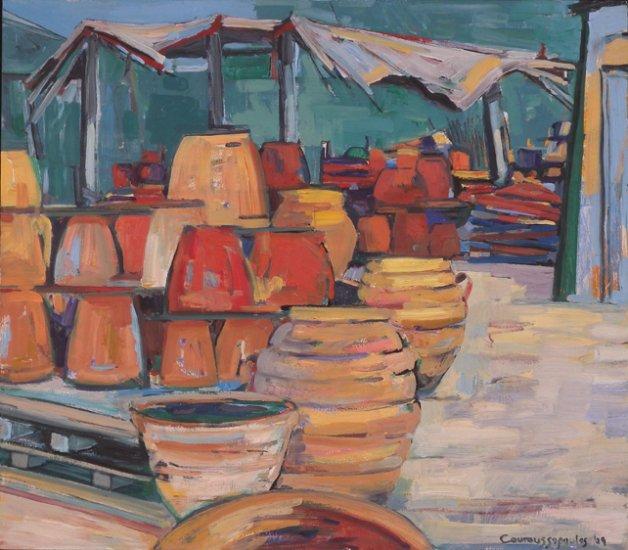 Ceramic Pots - The Perivoli
