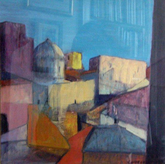 Village Composition II