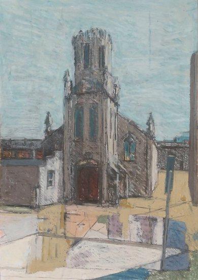 Former St John's East Church, Leith
